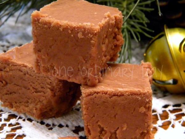 Chocolate-peanut butter-marshmallow fudge | One Ordinary Day