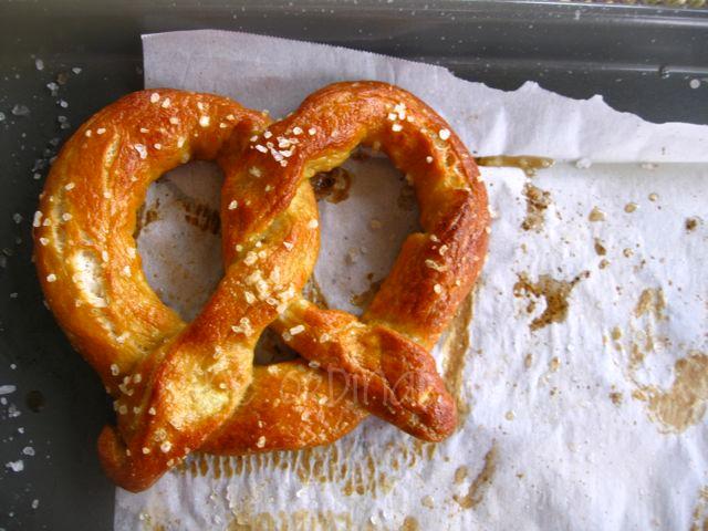 Soft pretzels | One Ordinary Day