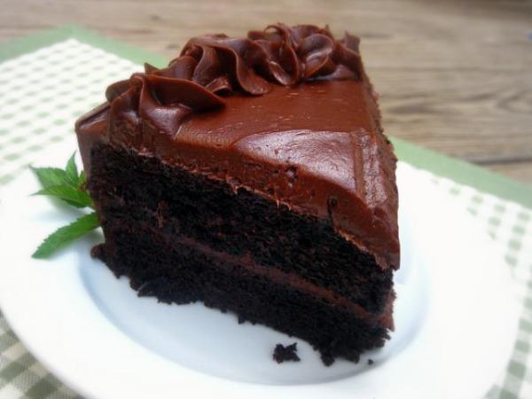 Chocolate mayonnaise cake | One Ordinary Day