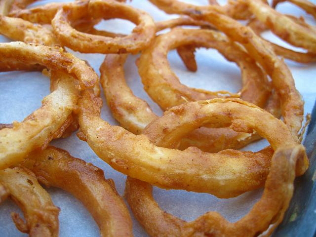 Buttermilk onion rings | One Ordinary Day