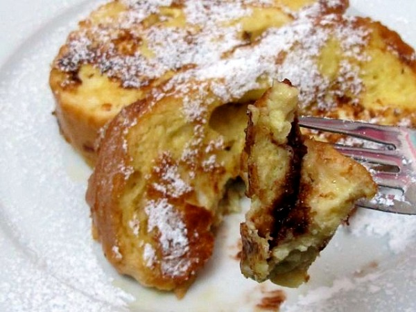 Nutella stuffed french toast | One Ordinary Day