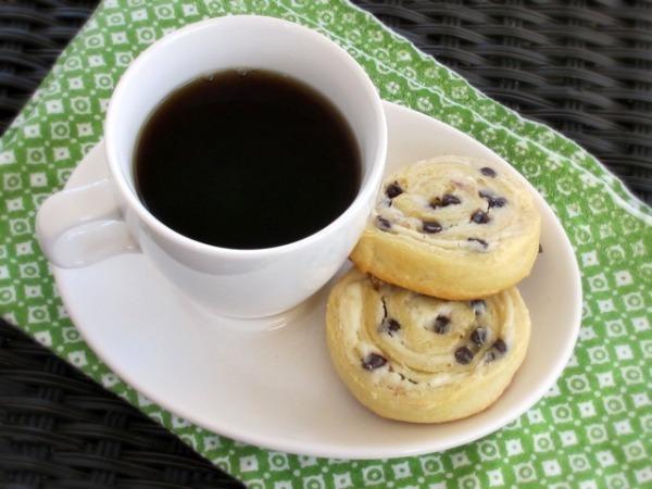 cream cheese breakast cookies