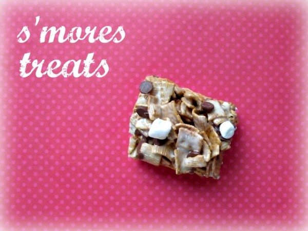 smores treats